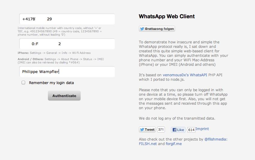 Whatsapp hack Möglichkeit gfunden!!!! | AndroidPIT