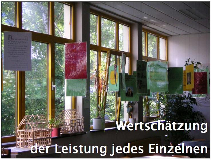 Auszug aus der Präsentation der Helene-Lange-Schule.