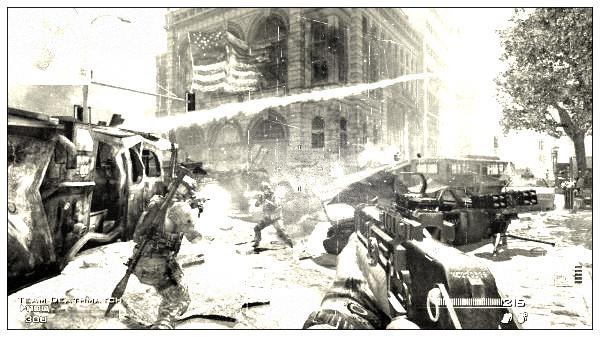 Screenshot Modern Warfare 3