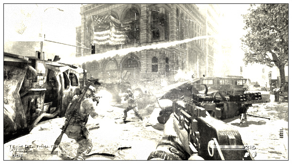 Screenshot Modern Warfare 3