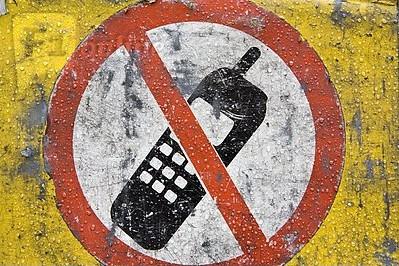 Verbot Mobiltelefone