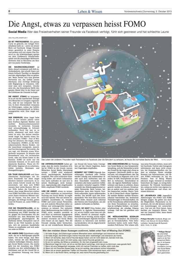 E-Paper-Ausgabe_AZ Aarau_Donnerstag, 3 Oktober 2013 (1)
