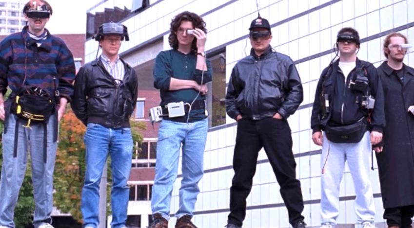 Pioniere in den frühen 1990er-Jahren. Screenshot PBS Off Book.
