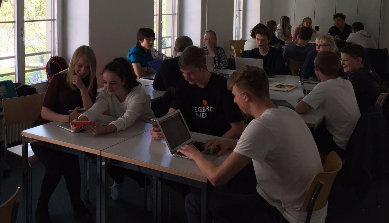 Was tun, wenn Lernende hinter Bildschirmen verschwinden