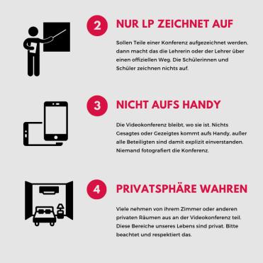 Datenschutz bei Videokonferenzen (3)